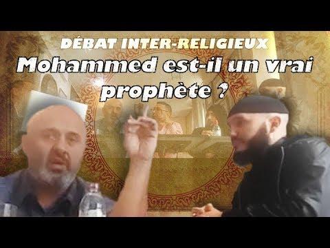 Débat (sous-titré) - Karim Al-Hanifi Et Sam Shamoun : Mohammed Est Il Un Vrai Prophète De Dieu?