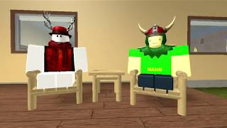 The Intruder | A Roblox Stop-Motion Animation