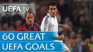 60 Great UEFA Goals: Part 4