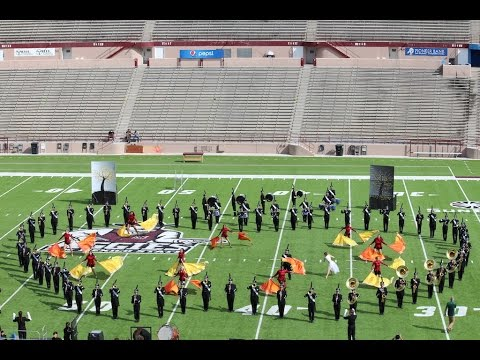 CHAPIN HIGH SCHOOL MARCHING BAND NMSU TOURNAMENT OF BANDS