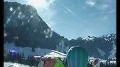 2013-01-26 Montgolfières à Chateau d'Oex - Webcam