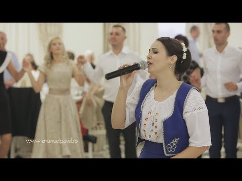 Virginia Irimus - Colaj de muzica populara - Live - Nunta Cipri si Adina - Satu Mare