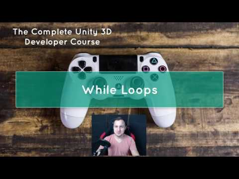 #21 Unity 3D Game Development Tutorial for beginners - While Loops thumbnail