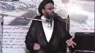 Allama Zulfiqar Hussain Naqvi SALANA MAJLIS SYED NAGAR 14 SEP 2014