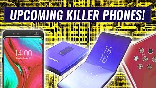 Top 5 Upcoming Smartphones with KILLER Features - Q4 2018 🔥🔥