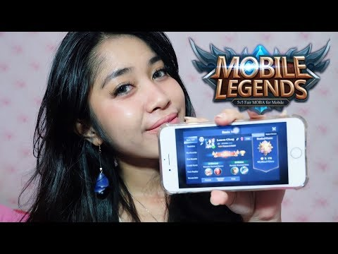 Louvre Cleo Bareng Squad! | Mobile Legends Indonesia