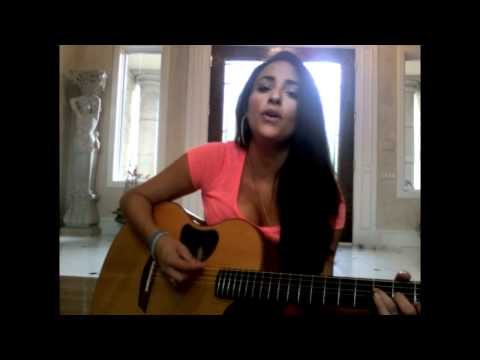 """""""Wanted"""" Hunter Hayes Cover by Courtney Shields"""