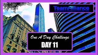 The NEW ONE A Day Challenge on NADEX { DAY 11 } | #TeamAlliance
