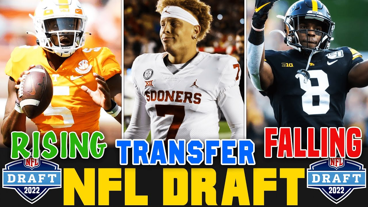 Download Risers And Fallers In The 2022 NFL Draft Class