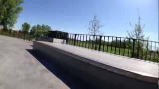 Introducing Canarsie Skate Park - Brooklyn, NY (2012)