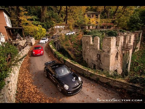 SpeedSector | Cars and Coffee Greece | Grand Tour Volos | 11-13 Nov 2016