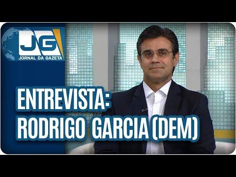 Maria Lydia entrevista Rodrigo Garcia (DEM), sec. est. da Habitação/SP, sobre o futuro do partido