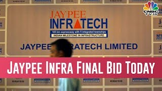 NSE Closing Bell | Final Bids For Jaypee Infra To Be Submitted Today: Sources Confirm To CNBC-TV18