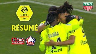 EA Guingamp - LOSC ( 0-2 ) - Résumé - (EAG - LOSC) / 2018-19