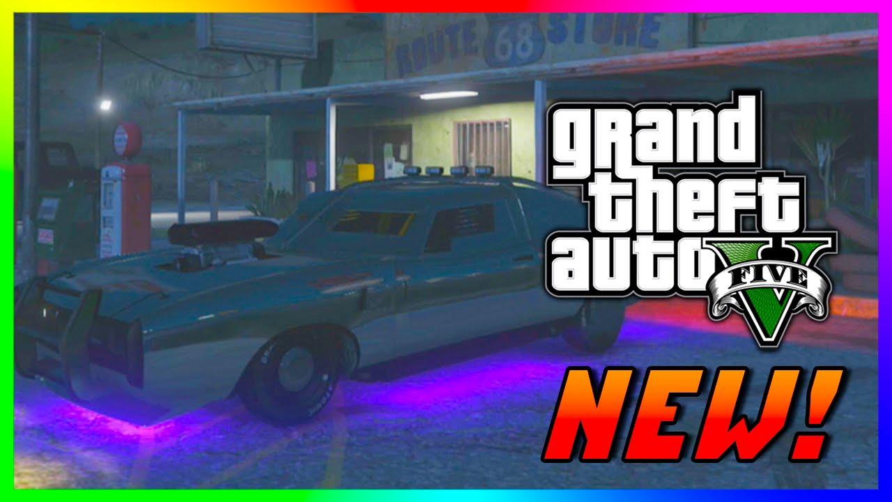 GTA 5 NEW Imponte DUKE O DEATH Spawn Location