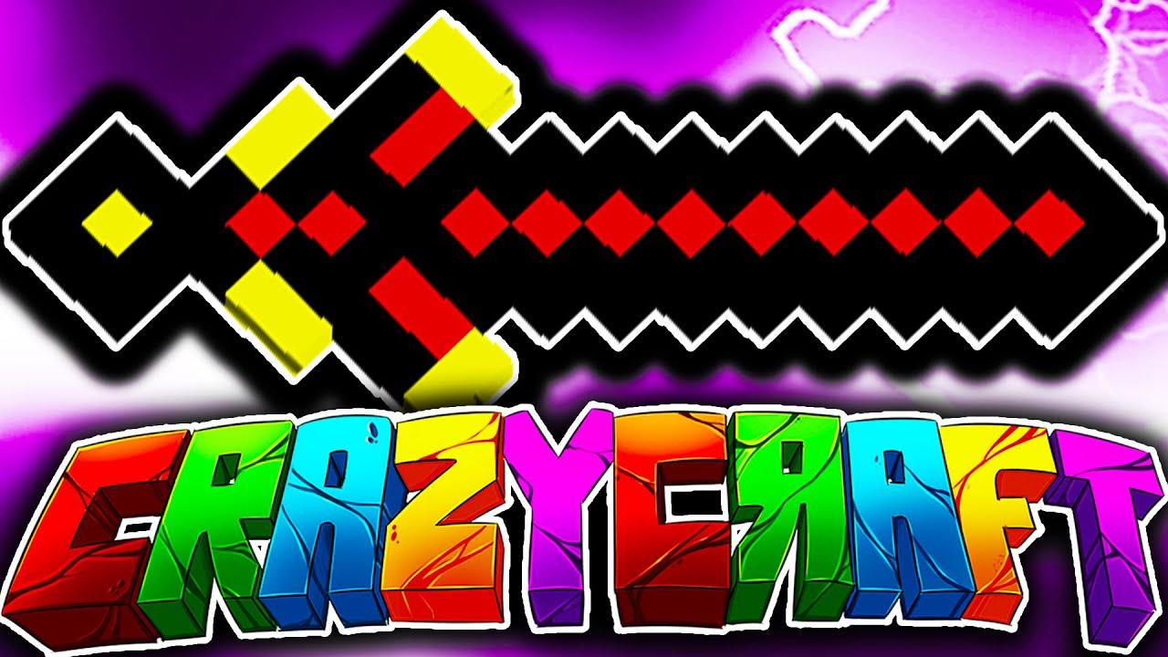 Minecraft crazy craft 3 0 17 the big bertha youtube for Crazy craft 3 0 server