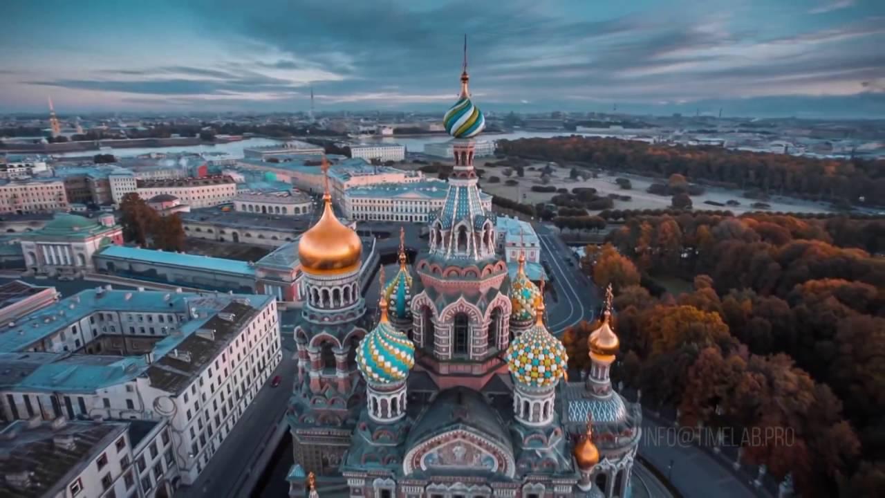 Санкт-Петербург.Сьемка с квадрокоптера. - YouTube