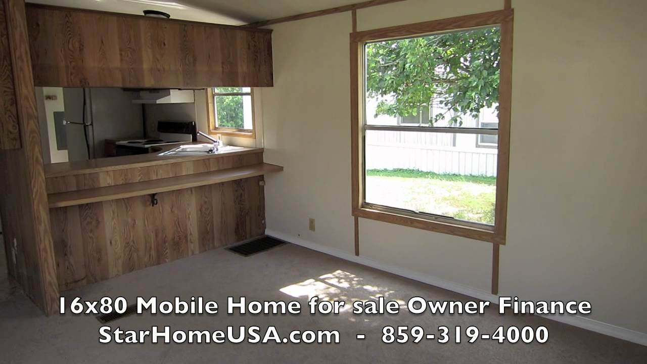 216 Timberland all redone, nice  Mobile home trailer Owner Finance  Danville, Kentucky KY for sale