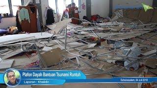 Download Video Plafon Dayah Bantuan Tsunami Runtuh, Timpa Santri Sedang Tidur MP3 3GP MP4