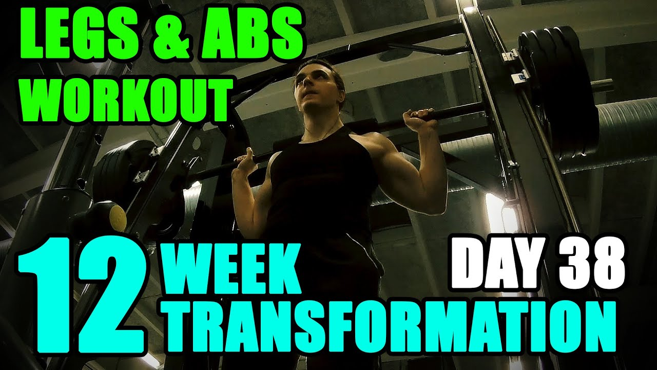Arnold schwarzeneggers blueprint legs abs workout l 12 week arnold schwarzeneggers blueprint legs abs workout l 12 week transformation challenge l day 38 malvernweather Image collections