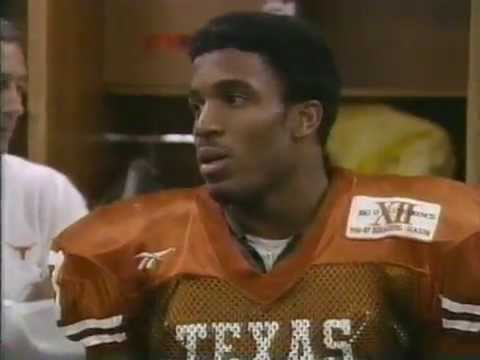 Priest Holmes Halftime 1996 Big XII Championship