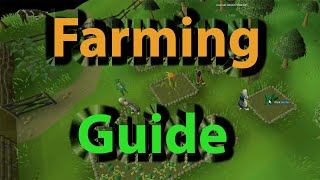 In Depth Farming Guide (Herbs)  for Olschool Runescape (OSRS)