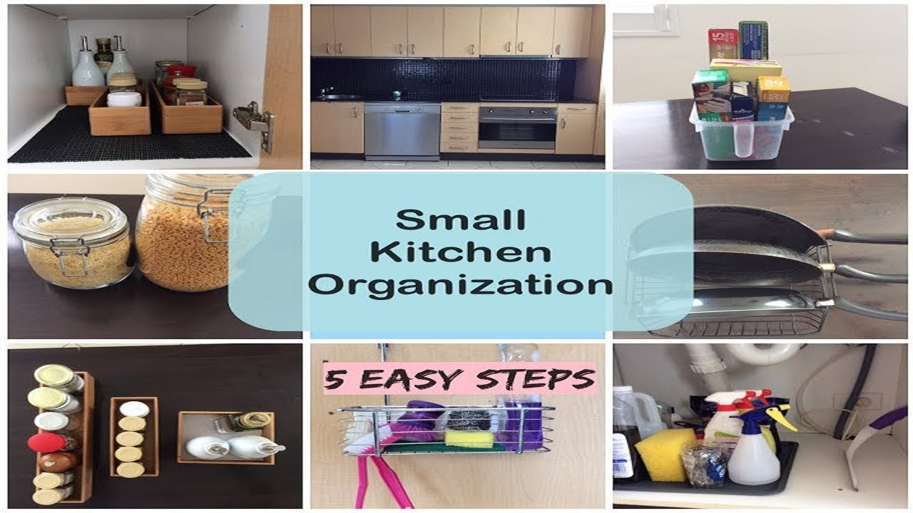 Kitchen Organization How To Organize Small Kitchen