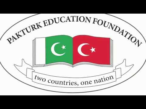 Pak Turk School Prize Ditribution 13th National ISMO 2017-18