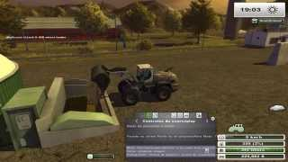 Farming Simulator 2013 - Tutorial Courseplay #08 - Vendendo Silagem