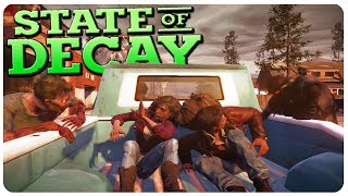 Last Days of Preparation, ESCAPE SOON! | State of Decay Gameplay #20 (mods)