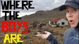 Where the Boys Are: Allegedly Haunted Cabin With Special Surprise For the Ladies!