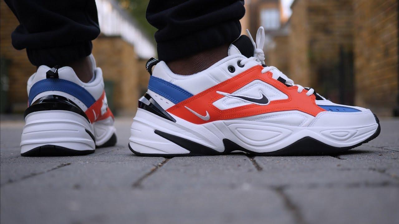 Nike M2K Tekno  John Elliot  Quick Look   On Feet (Summit White ... f5921b6ca