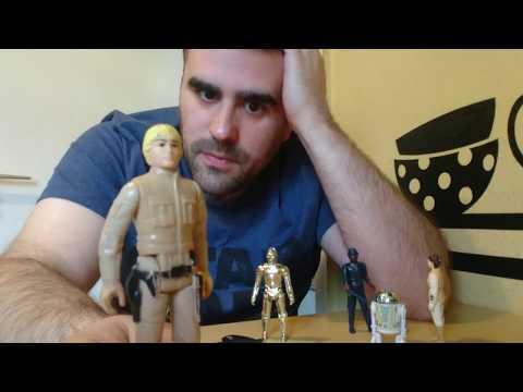 Heti videó:  17# Vintage Star Wars figurák részletesen 11.rész