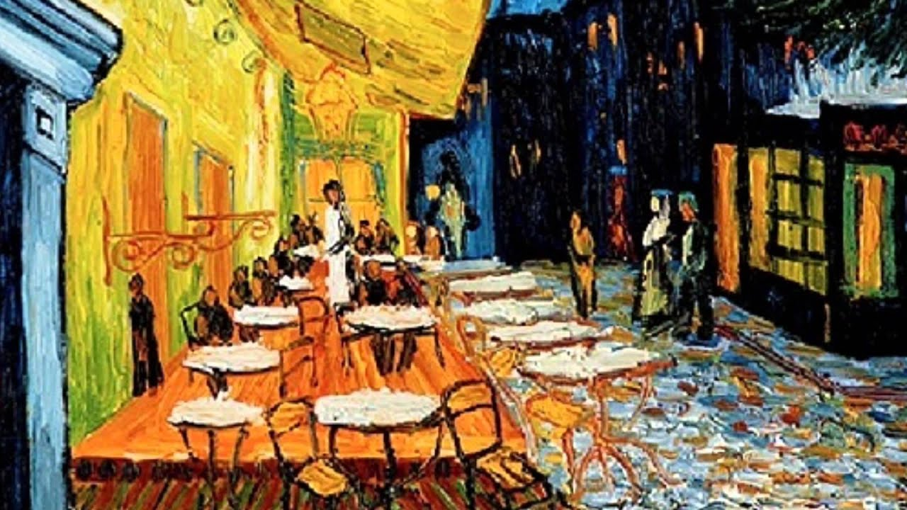 cafe terrace at night essay Vincent van gogh cafe terrace at night analysis essay rms essays on global warming essay on different hues of life 1984 verbal visual essay thematic statement.