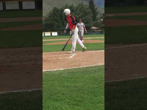 Con Striking out #4 hitter