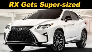 2016 / 2017 Lexus RX 350 Review | DETAILED in 4K