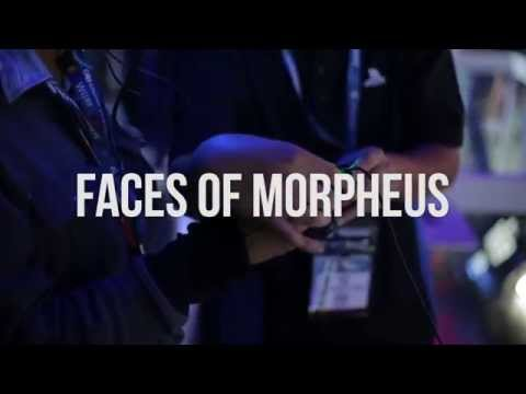 People's REACTIONS USING Project MORPHEUS: The Faces Of Morpheus | #4ThePlayers E3 2014
