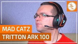 Tritton Ark 100 - игровая гарнитура Mad Catz