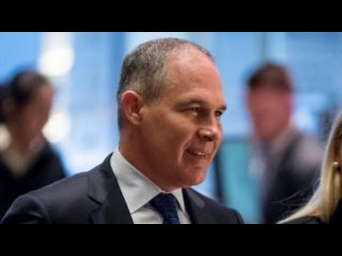 Why environmentalists fear the president-elect's EPA pick