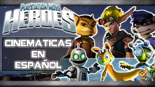 PlayStation Move Heroes - Todas las Escenas HD (Castellano)