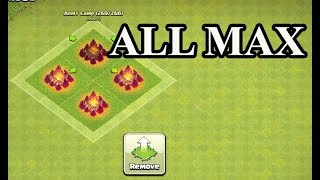 We Have 4 Level 9 Army Camp With 260 Troops Easy 3 Star Clash of Clans New Update 2018