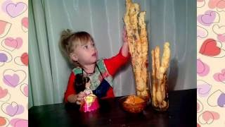 Итальянская выпечка по-украински / готовим с детьми / рецепты для детей и не только