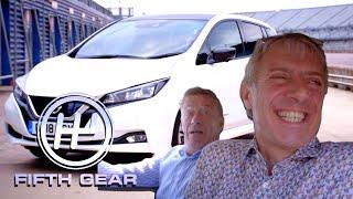 Nissan Leaf Team Test | Fifth Gear