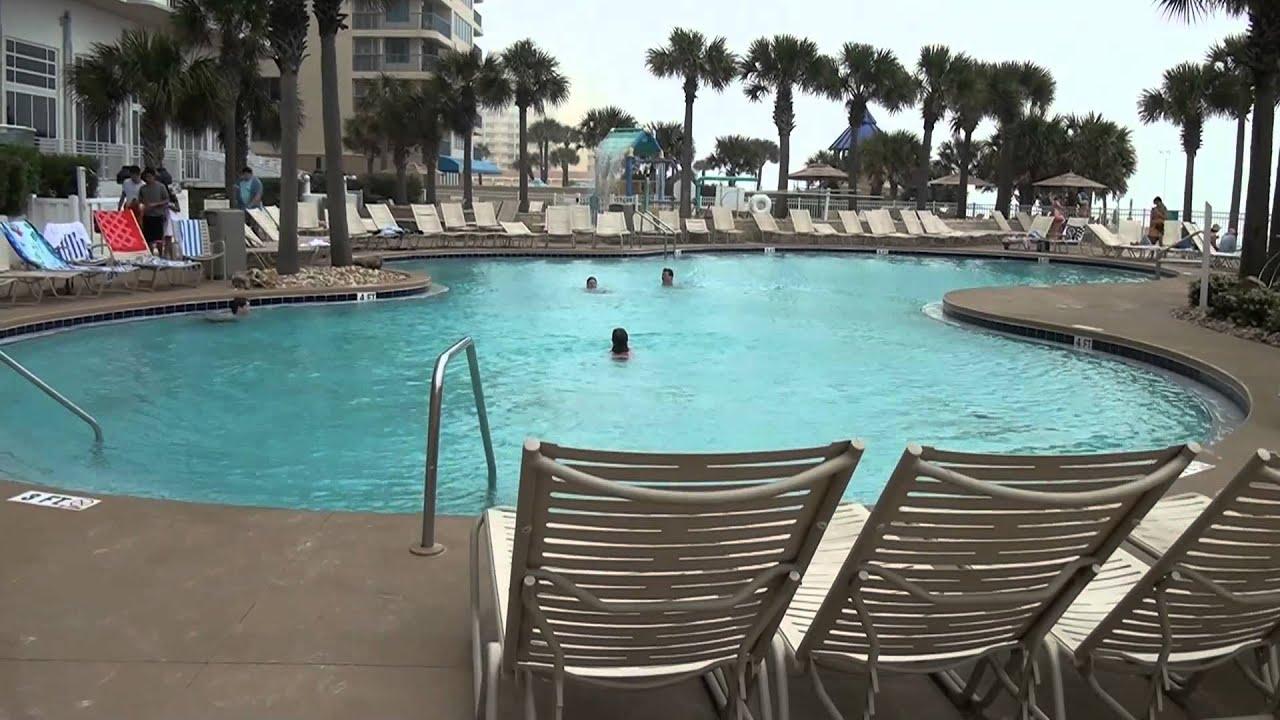 Wyndham Ocean Walk Resort In Daytona Beach Florida