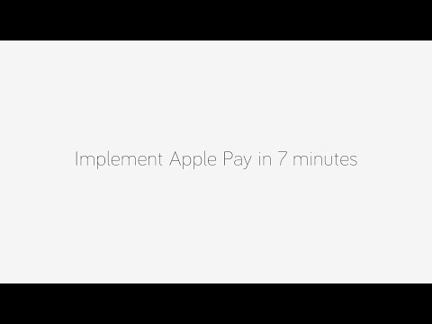 Implement Apple Pay In 7 Minutes