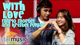 Video Marlo Mortel and Kristel Fulgar - With Love (Official Lyric Video) download MP3, 3GP, MP4, WEBM, AVI, FLV Januari 2018