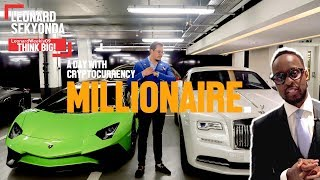 (Think Big!) A Day With Cryptocurrency Millionaire! | Leonard Weekly 09