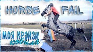 Моя крэйзи лошадь | HORSE FAIL(СПАСИБО ЗА ПРОСМОТР И ЛАЙК Песня: Нервы -Вклочья Привет, поняши! Вот оно, видео, которое я так долго рожала..., 2016-03-03T16:58:24.000Z)