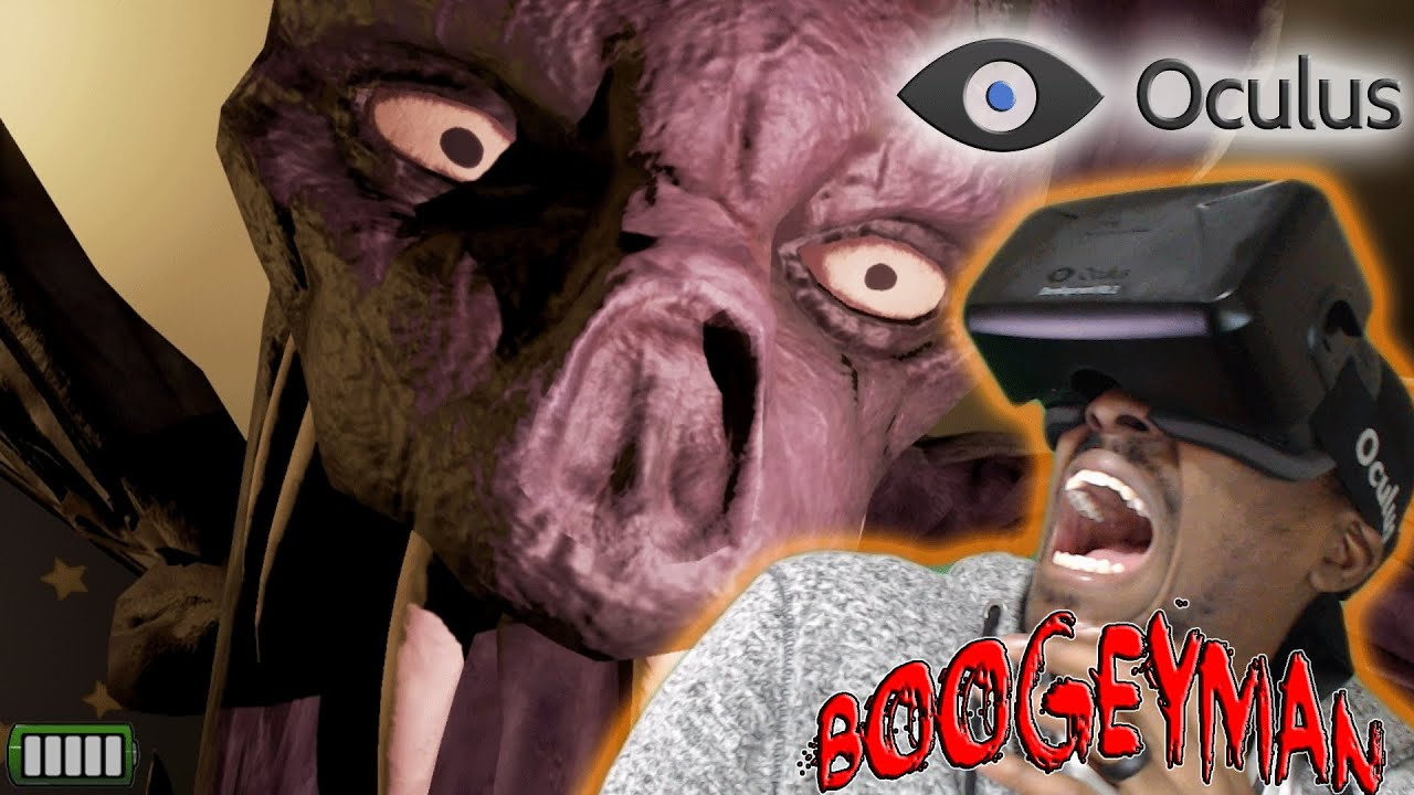 Scary Oculus Rift Game Don T Let Go Lex Plays Youtube