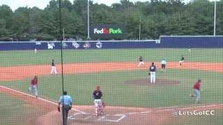 icc baseball plays at fedexpark vs dyersburg
